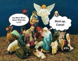Guess what day Christmas is this year?