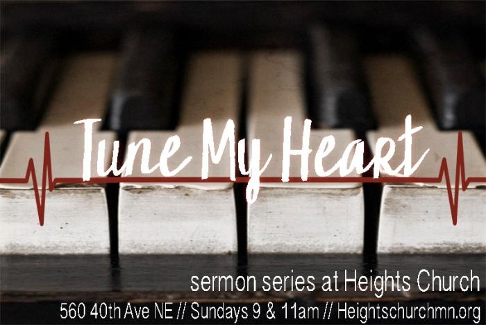 2017.07.23 – Tune my Heart – Psalm51