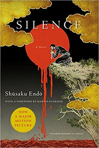 silence novel cover